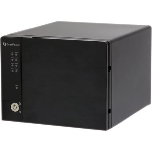 EverFocus NVR-2016 NeVio 16-Channel Mini Network Video Recorder (8 TB)