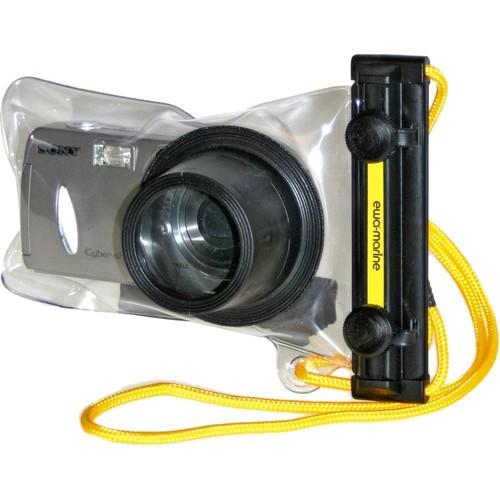 "Ewa-Marine SplashiX for Small Cameras w/ Lenses Up to 0.67"" (1.7cm) Long"