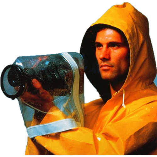Ewa-Marine VC-FX Rain Cape - for Sony HDR-FX1 or HVR-Z1 Camcorder