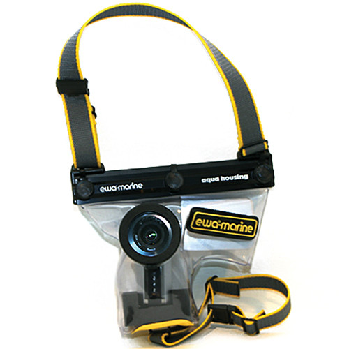 Ewa-Marine VSD Underwater Housing for Camcorders w/ Wide Central Viewfinder