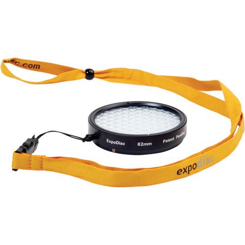 ExpoImaging 62mm ExpoDisc Digital Warm Balance Filter (Portrait)