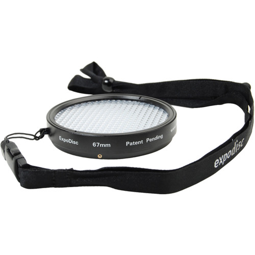ExpoImaging ExpoDisc 67mm Digital White Balance Filter - Neutral