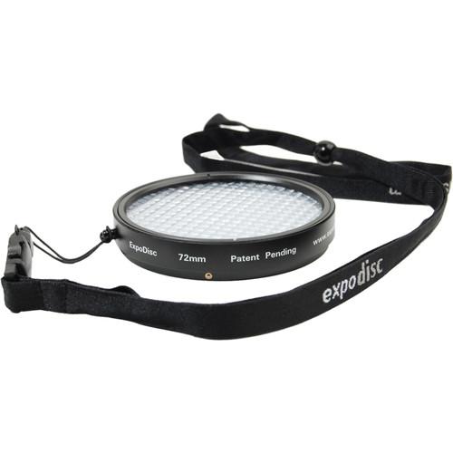 ExpoImaging ExpoDisc 72mm Digital White Balance Filter - Neutral