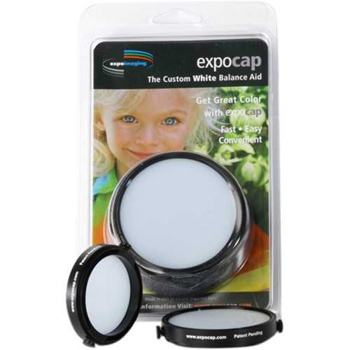 ExpoImaging 58mm ExpoCap Digital White Balance Filter