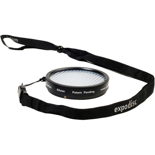 ExpoImaging ExpoDisc 62mm Digital White Balance Filter - Neutral