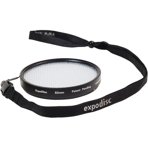 ExpoImaging ExpoDisc 82mm Digital White Balance Filter - Neutral