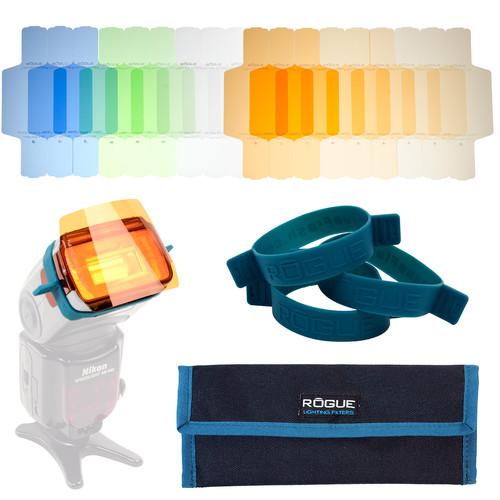 Rogue Photographic Design Rogue Flash Gels Color Correction Kit (3 Sets of 6 Gels)