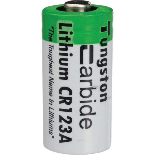 ExtremeBeam CR123A 3.0 V Long Life Lithium Battery