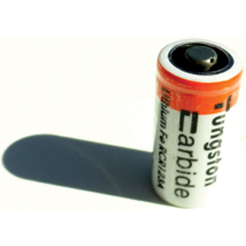 ExtremeBeam CR123 3.0V Rechargeable Li-ion Battery (500 mAh)