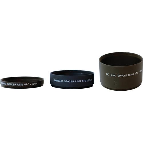 EyeSee360 GoPano Spacer Ring Set (Set of 3)