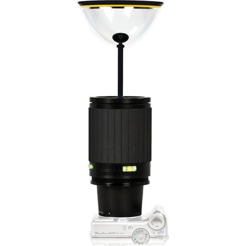 EyeSee360 GoPano Plus Panoramic Camera Mount W/Photowarp & Videowarp Software