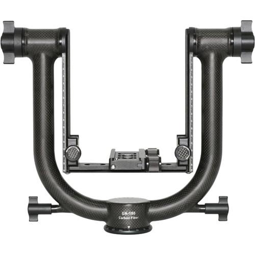 FEISOL UA-180 Carbon U-Mount Support for Large Lenses