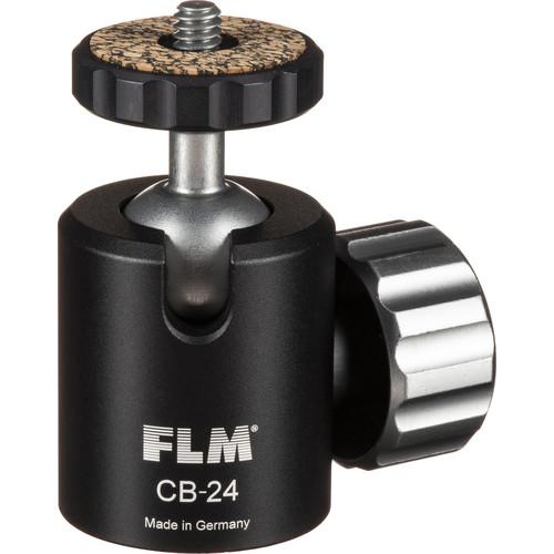 FLM CB-24E Ball Head with Mounting Platform