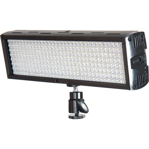 Flolight Microbeam 256 LED On Camera Video Light (3200K, Spot, Panasonic Battery Plate)