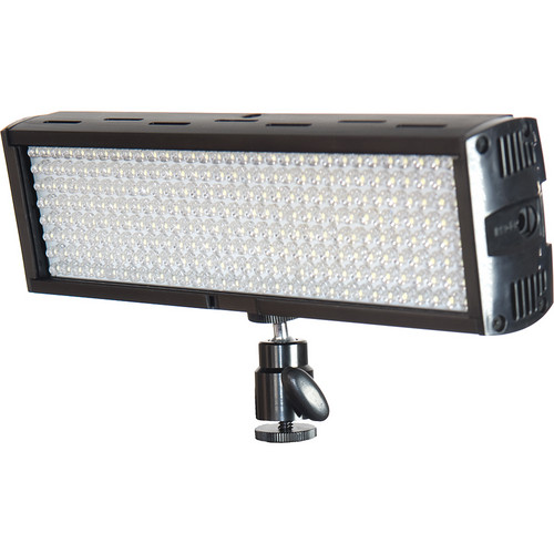Flolight Microbeam 256 LED On Camera Video Light (3200K, Flood, Sony Battery Plate)