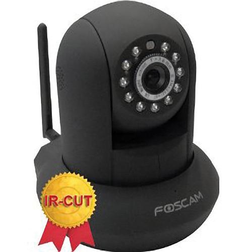 Foscam FI8910W Wireless IP Camera (Black)