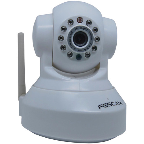 Foscam FI8918W Wireless IP Camera (White)
