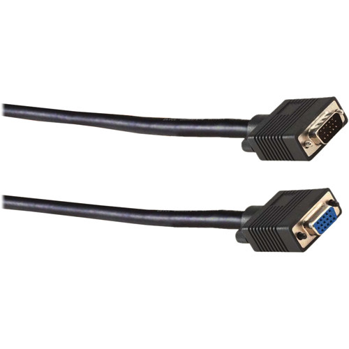 FSR CS-HDMF-50 VGA/UXGA High-Resolution M/F Cable (50')