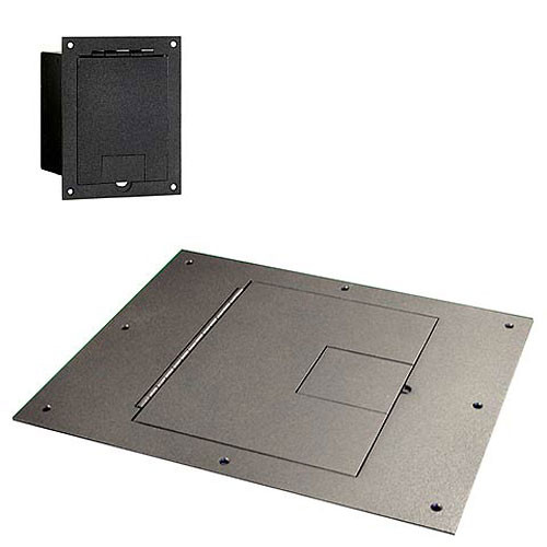 FSR FL-1200BLK Floor Box (Black)