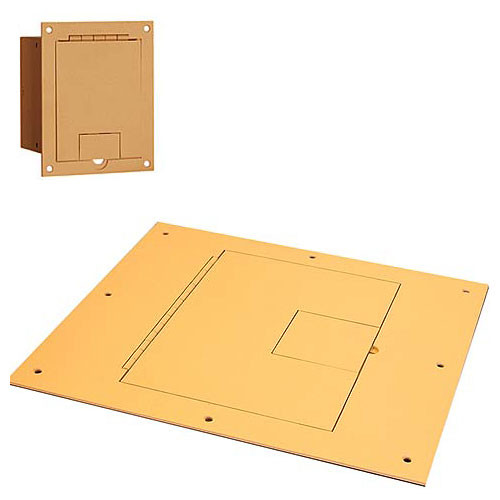 FSR FL-1200O Floor Box (Oak)