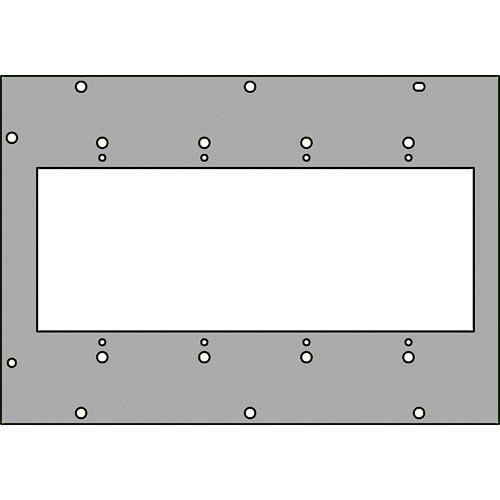 FSR FL-1500-4GP 4-Gang Large Plate