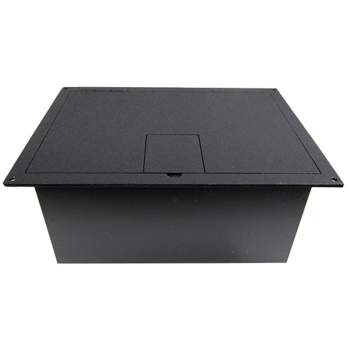 FSR FL-1500 Floor Box (Black)