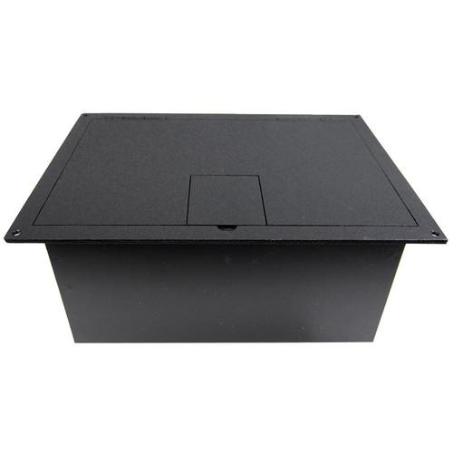 FSR FL-1500 Floor Box (Black)