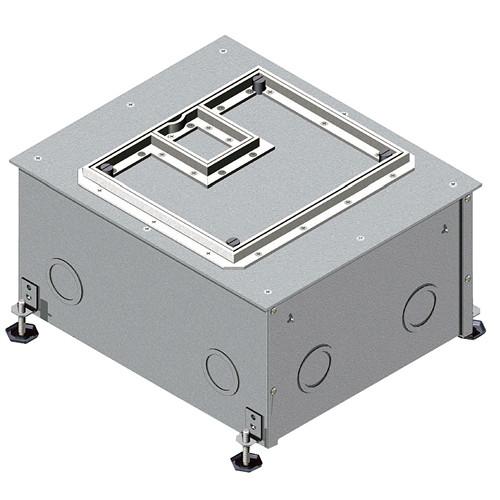 "FSR FL-500P-2.25 Floor Box (2.25"" Depth)"