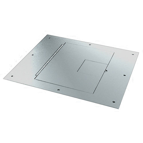 FSR FL-500P-SS Cover with Hinged Door [No Flange] (Stainless Steel)