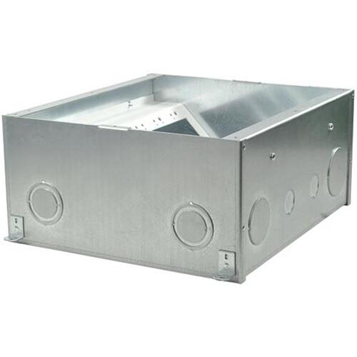 "FSR FL-600P Floor Box  - 6"" Deep"