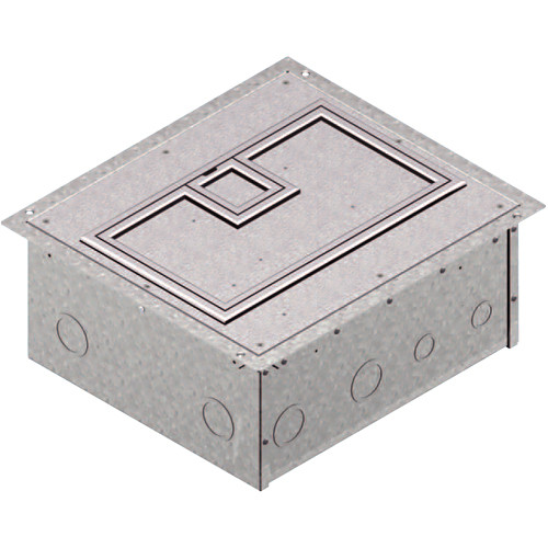 "FSR FSFL640P6 Floor Box - 6"" Deep"