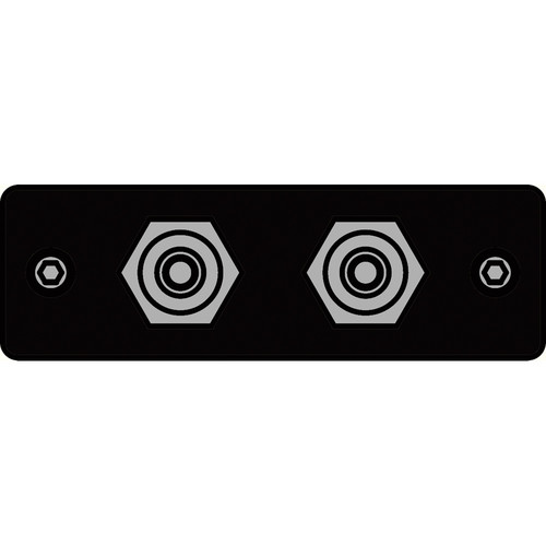 FSR IPS-A220S-BLK  IPS Audio Insert (Black)