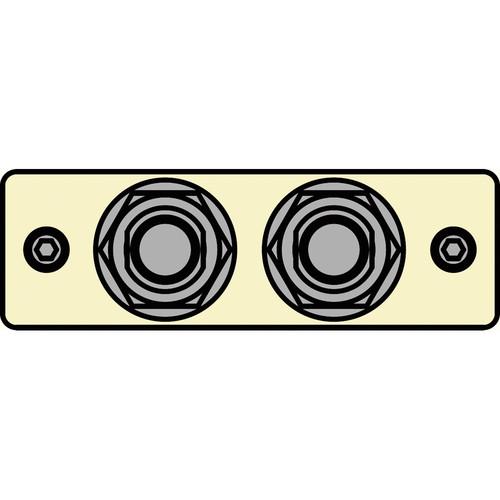FSR IPS-A522S-IVO  IPS Audio Insert (Ivory)