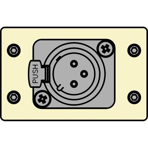 FSR IPS-A611D-IVO  IPS Audio Insert (Ivory)