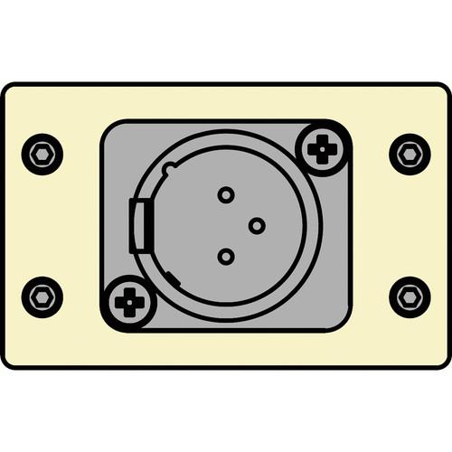 FSR IPS-A612D-IVO  IPS Audio Insert (Ivory)