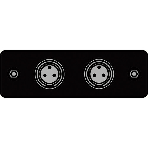 FSR IPS-A620S-BLK  IPS Audio Insert (Black)