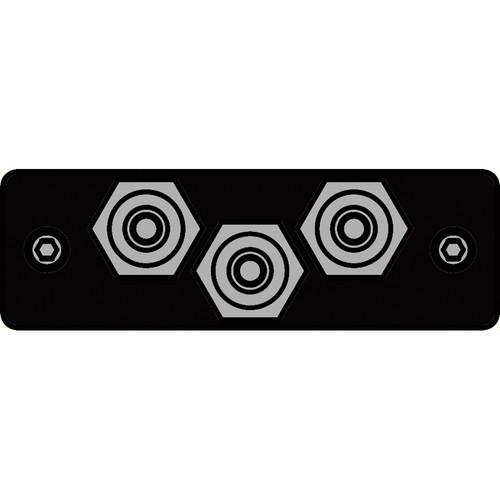 FSR IPS-AV231S-BLK  IPS Audio/Video Insert (Black)
