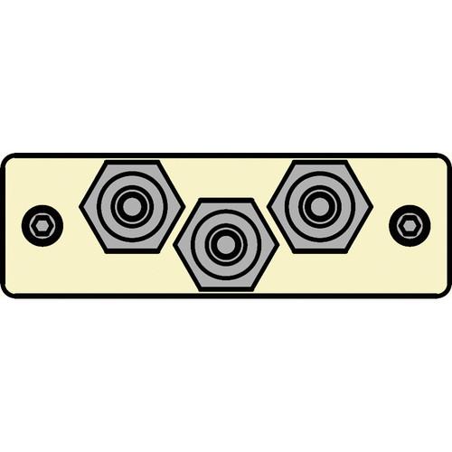 FSR IPS-AV231S-IVO  IPS Audio/Video Insert (Ivory)