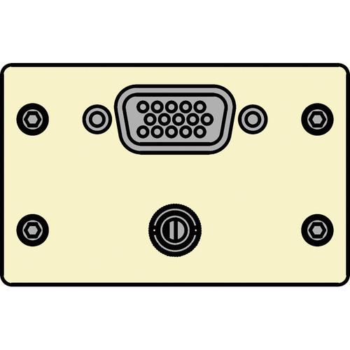 FSR IPS-AV920D-IVO  IPS Audio/Video Insert (Ivory)