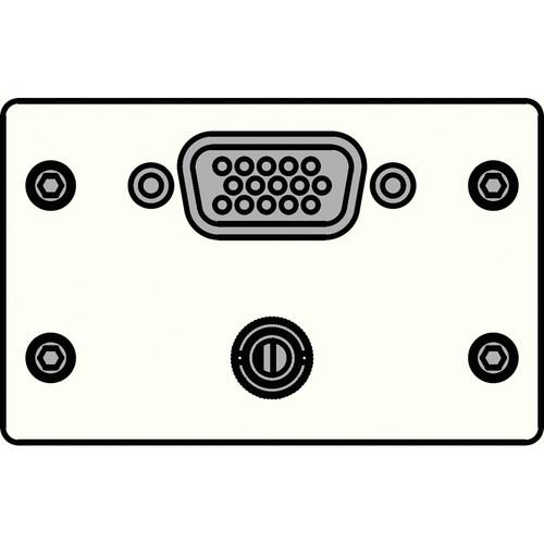 FSR IPS-AV920D-WHT  IPS Audio/Video Insert (White)