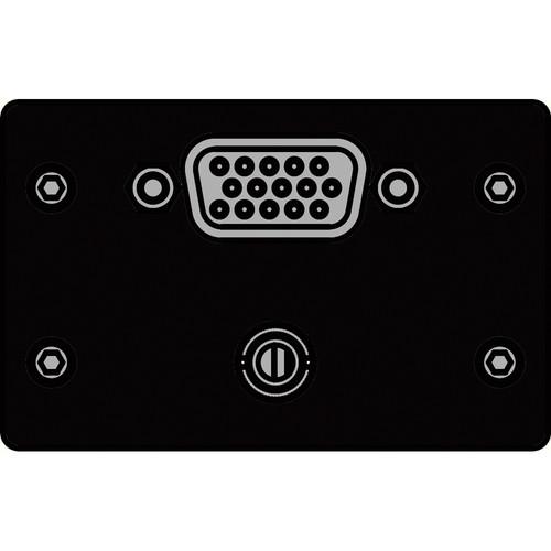 FSR IPS-AV921D-BLK  IPS Audio/Video Insert (Black)