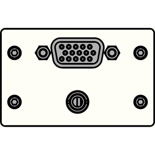FSR IPS-AV921D-WHT  IPS Audio/Video Insert (White)