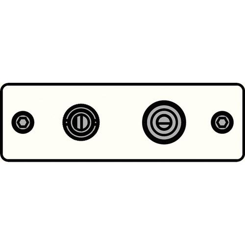 FSR IPS-AV922S-WHT  IPS Audio/Video Insert (White)