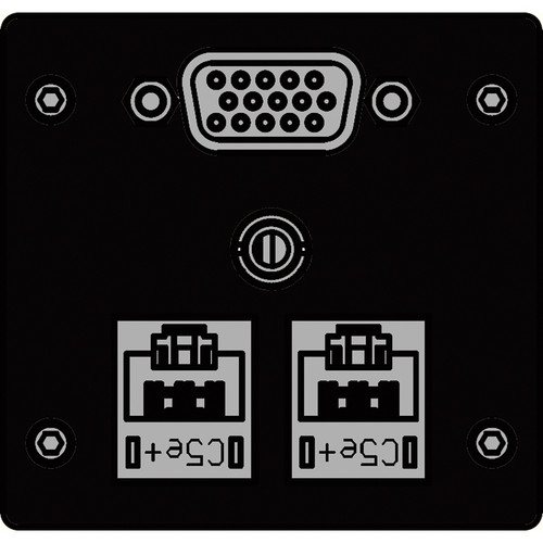 FSR IPS-AVC940T-BLK  IPS Audio/Video Insert (Black)