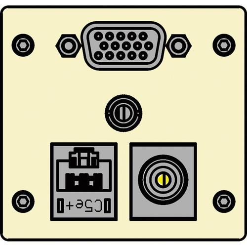 FSR IPS-AVC941T-IVO  IPS Audio/Video Insert (Ivory)