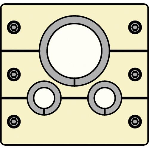 FSR IPS-B030T-IVO  IPS Blank Insert (Ivory)