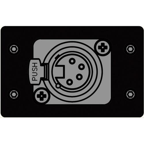 FSR IPS-C610D-BLK  IPS Control Insert (Black)