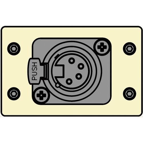 FSR IPS-C610D-IVO  IPS Control Insert (Ivory)