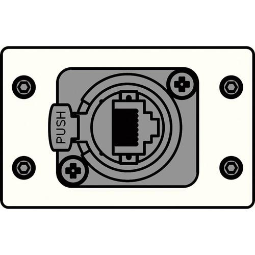 FSR IPS-C710D-WHT  IPS Control Insert (White)
