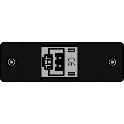 FSR IPS-D711S-BLK  IPS Voice/Data Insert (Black)